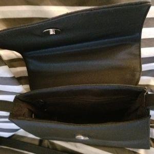 Guess Bags - Black Fabric Guess dressy bag
